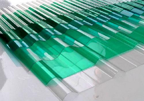 FRP Translucent Sheets